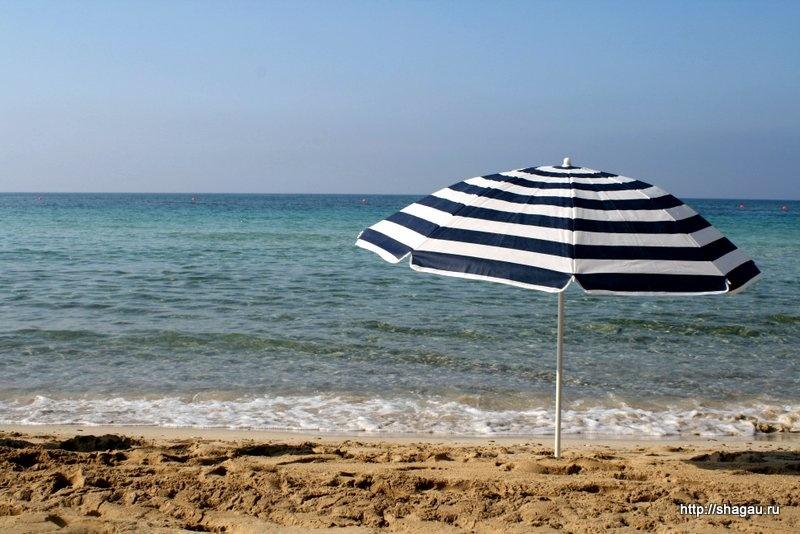 Пляж Лиманаки около отеля