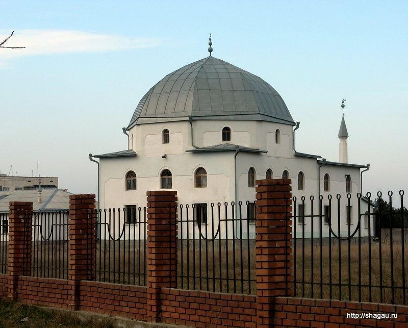 Крымско-татарская мечеть