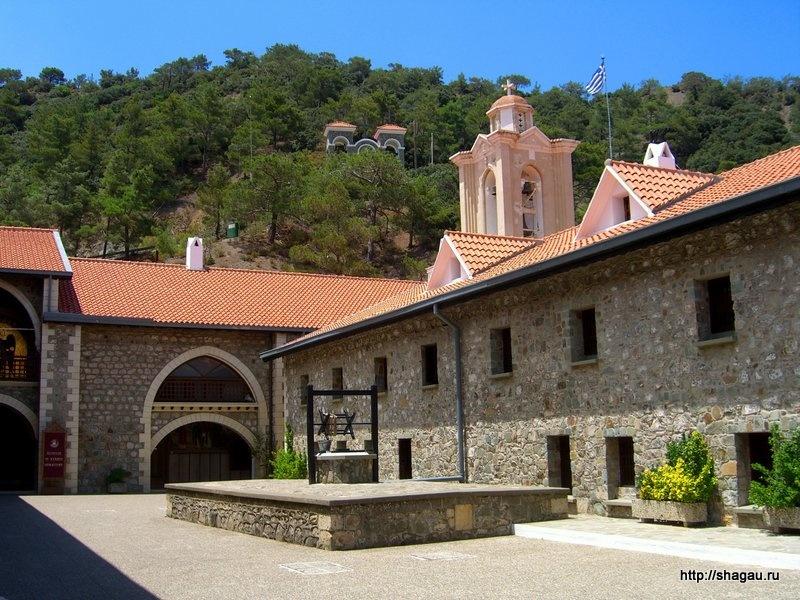 Монастырь Кикос на Кипре