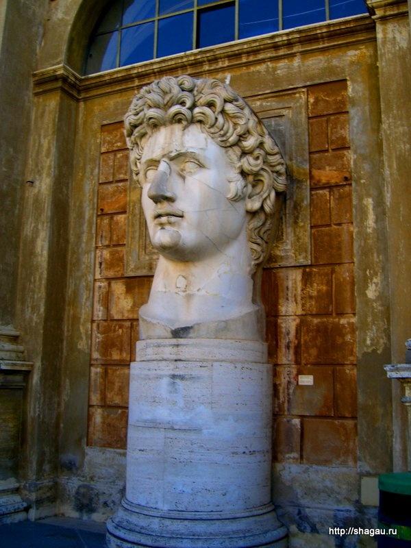 Античная скульптура , Ватикан