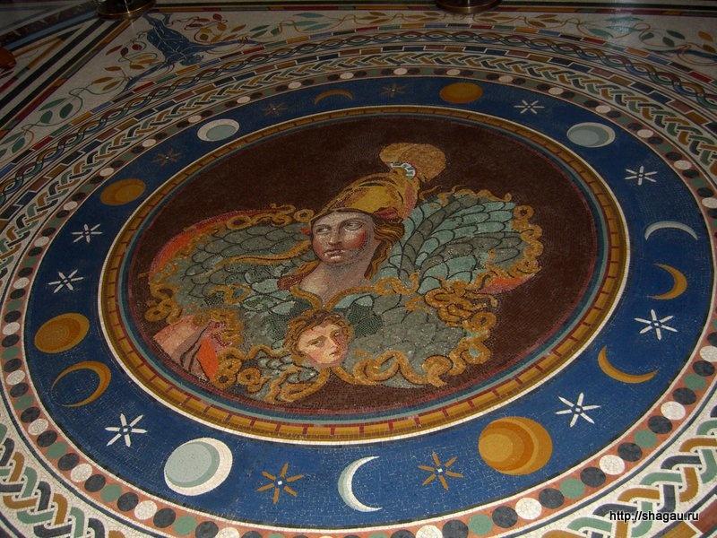 Древняя мозаика, Ватикан