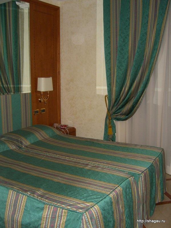Номер в отеле Regio 3 в Риме