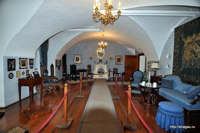 В замке Херберштайн
