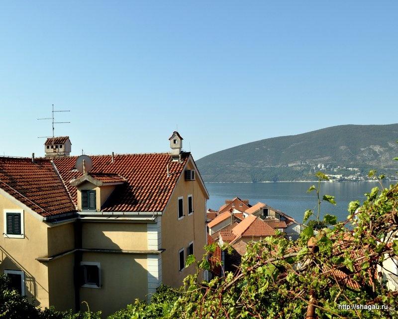 Идеальное жилье в Черногории