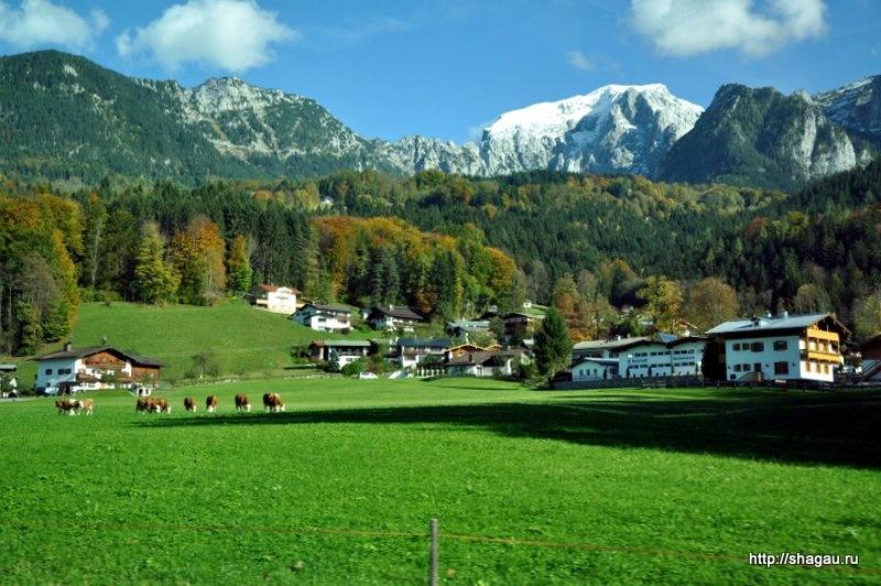 По Баварии
