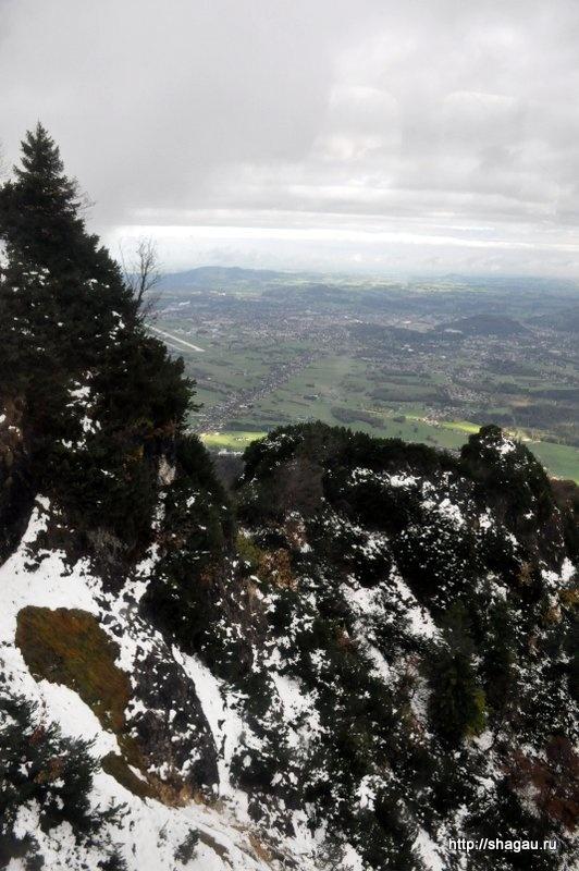 Подъем на гору Унтергберг
