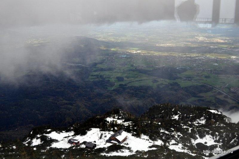 Панорама в Унтерберг