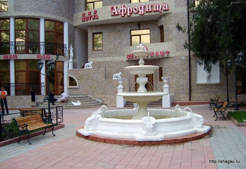 Феодосия. Гостиницы