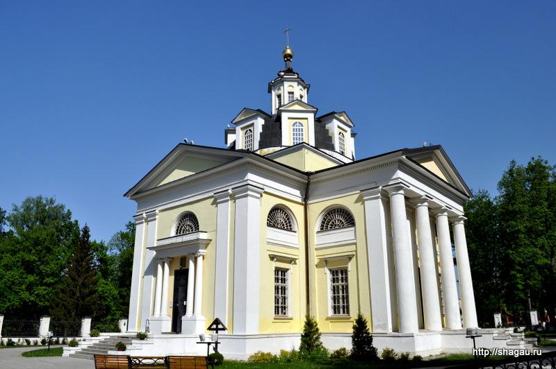 Николо-Прозорово. Никольская церковь