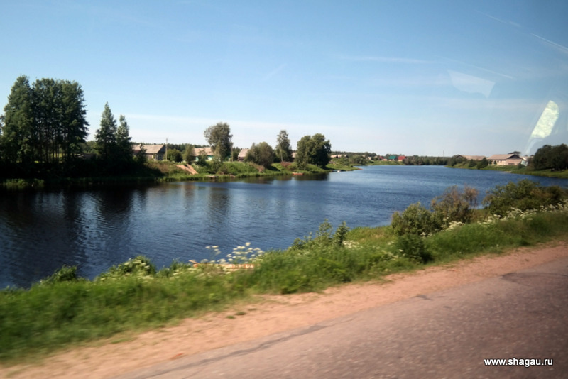 Дачи у воды в Карелии
