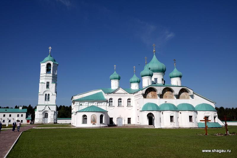 Монастырь Александра Свирского