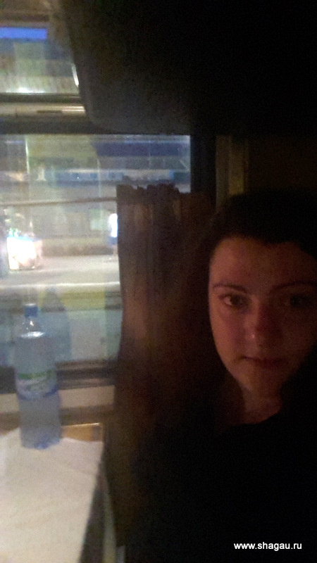 В поезде до Лодейного Поля