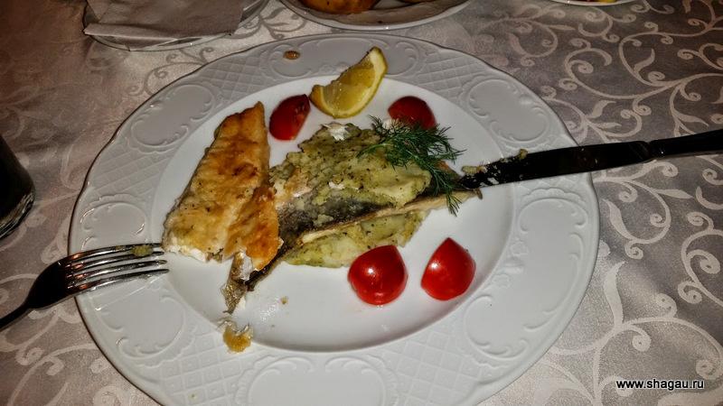 Ресторан Панорамный Петрозаводск