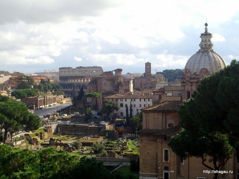 Рим. Форумы