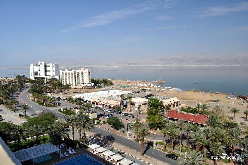 Эйн-Бокек. Мертвое море. Израиль