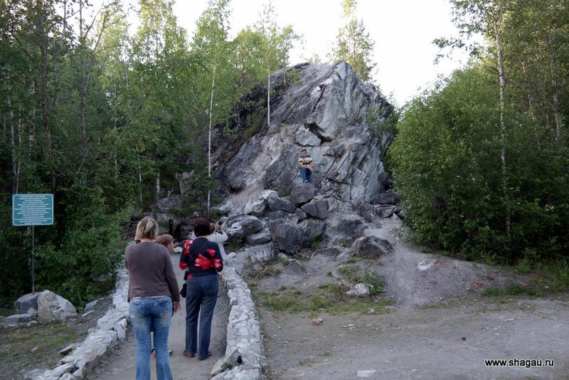 Любители полазить по скалам в карелии