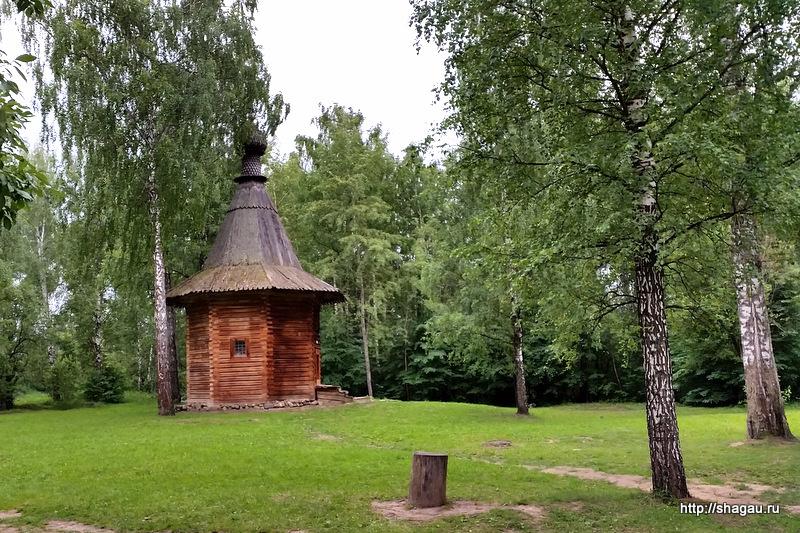 Церковь богоявления xvii век * архитектурно-этнографический музей деревянного зодчества * гистра