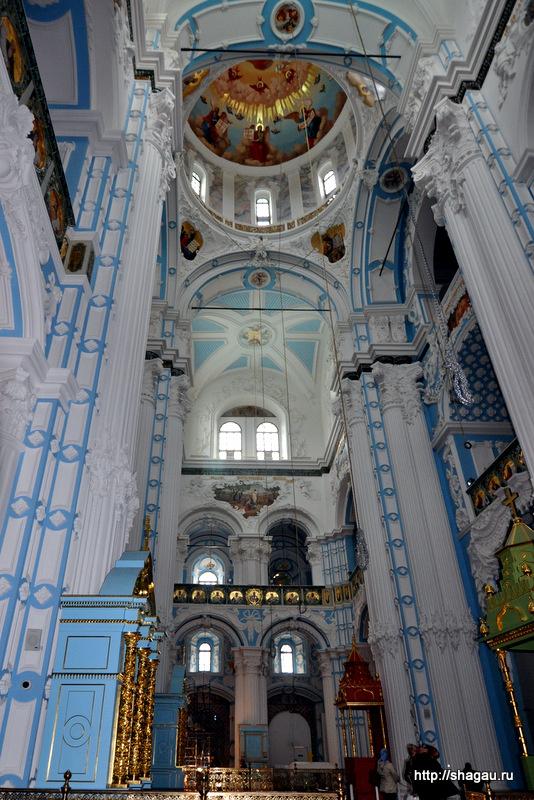 Воскресенский собор. Новый Иерусалим