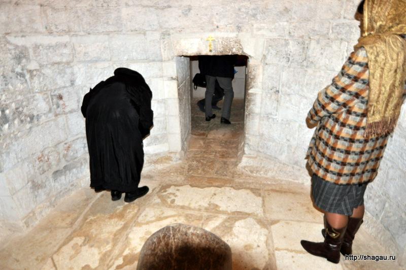 Вокресенский собор. Пещера Гроба Господня