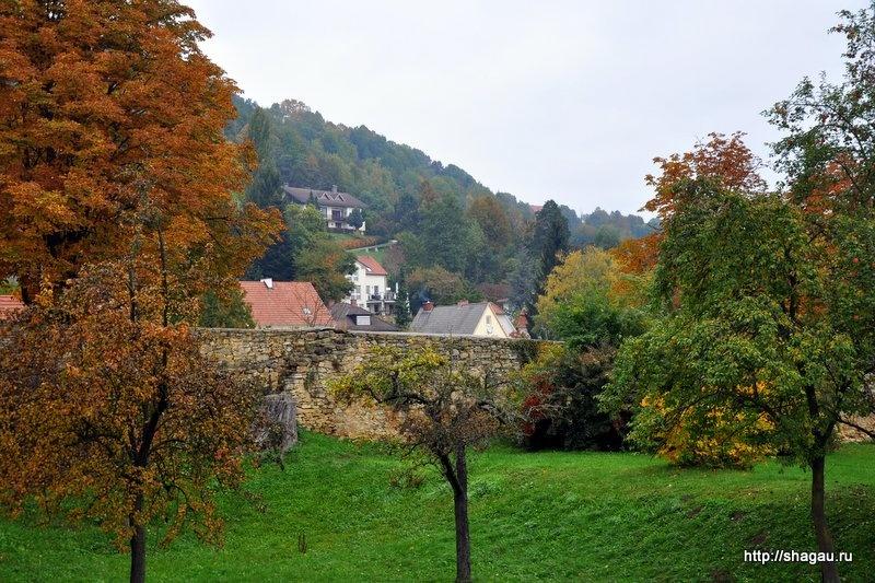 Около замка Хартберг