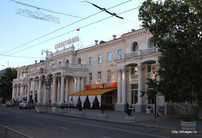 Отель в Севастополе
