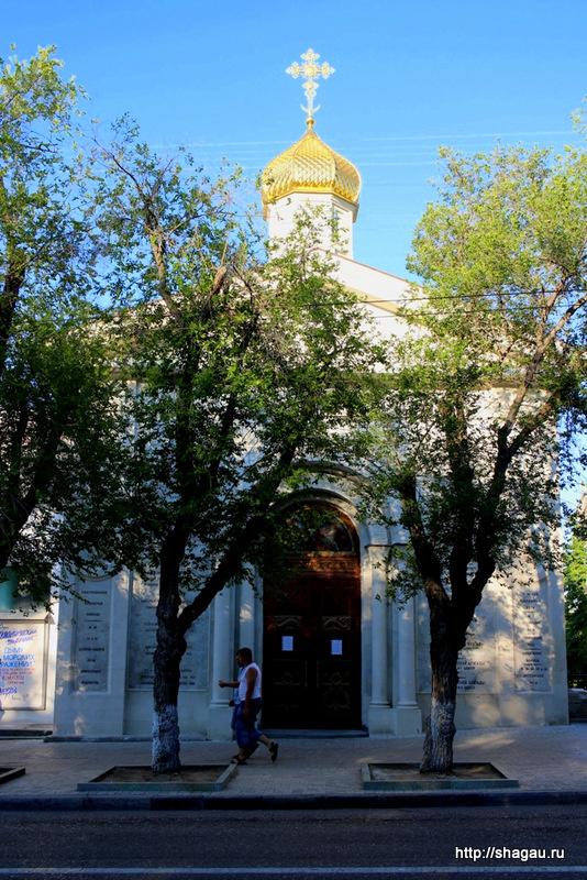 Севастополь. Храм Архистратига Михаила
