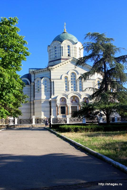 Севастополь. Владимирский собор