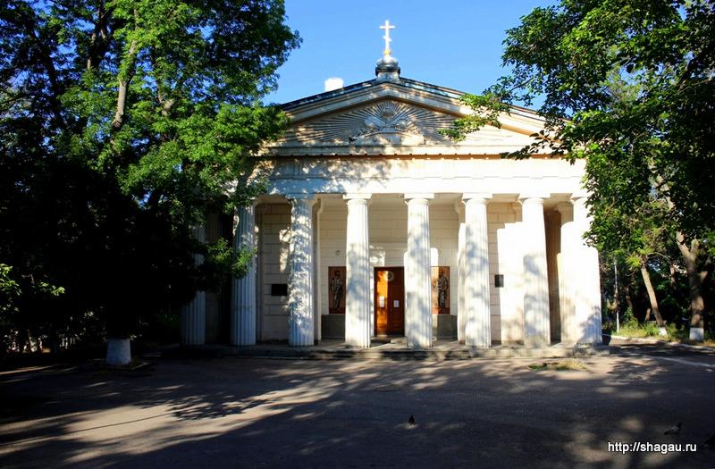 Севастополь. Петропавловский собор