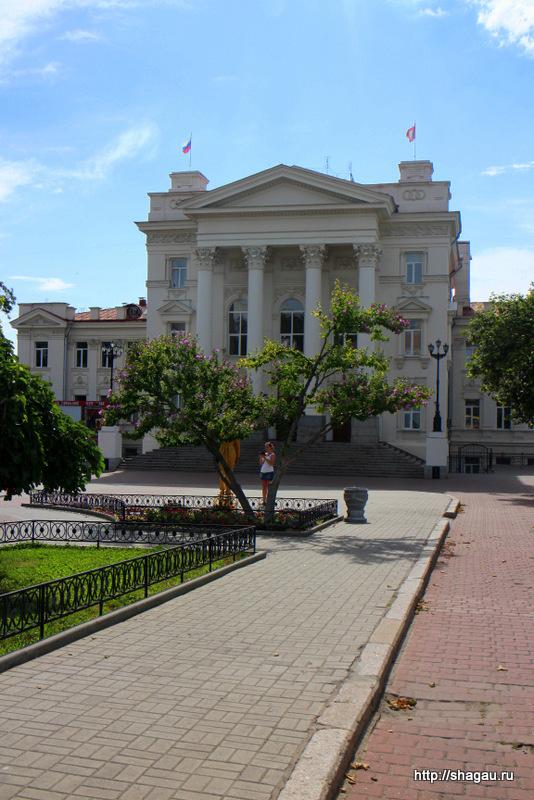 Севастополь. Дворец пионеров