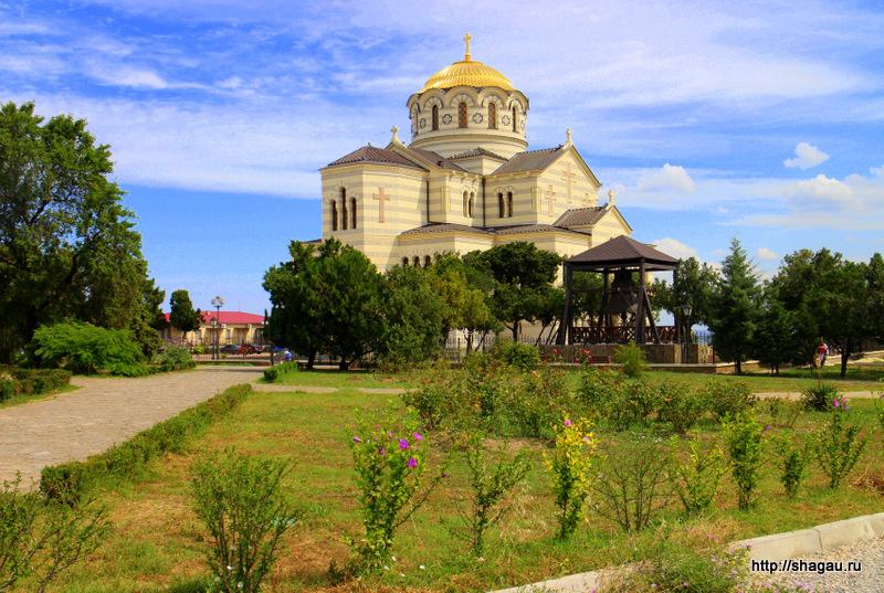 Херсонес. Владимирский собор