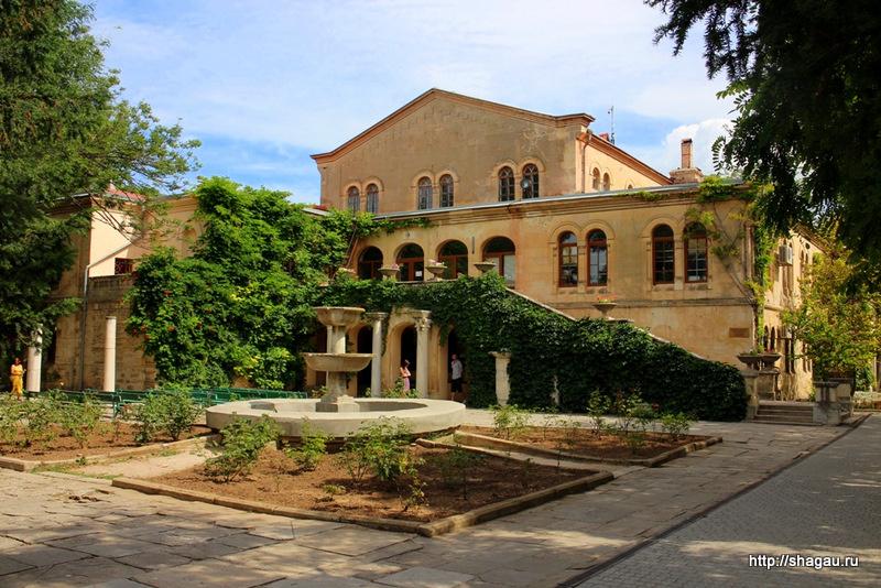 Херсонес. Греческий дворик