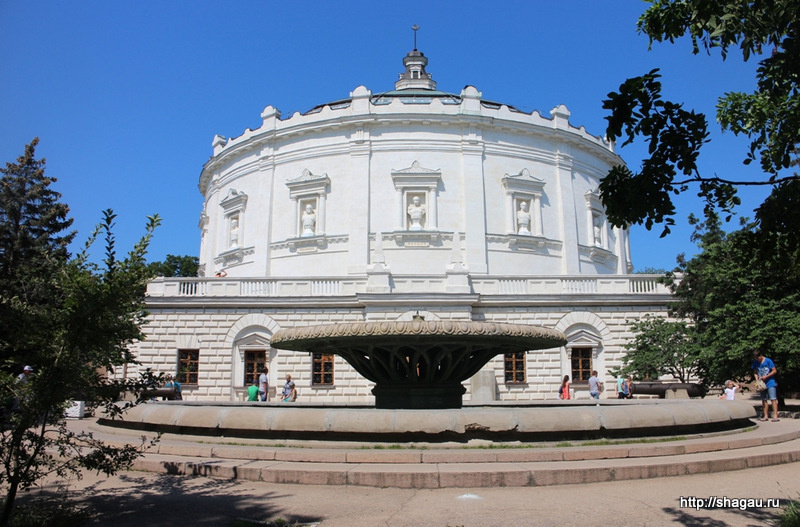 Здание Панорамы