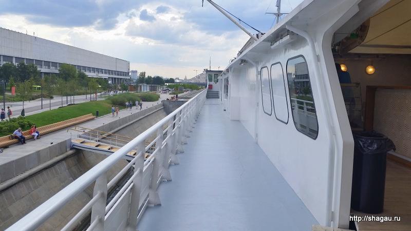 Белоснежные палубы Корабля Брюсов