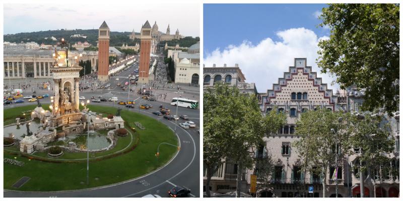Экскурсии в Барселону