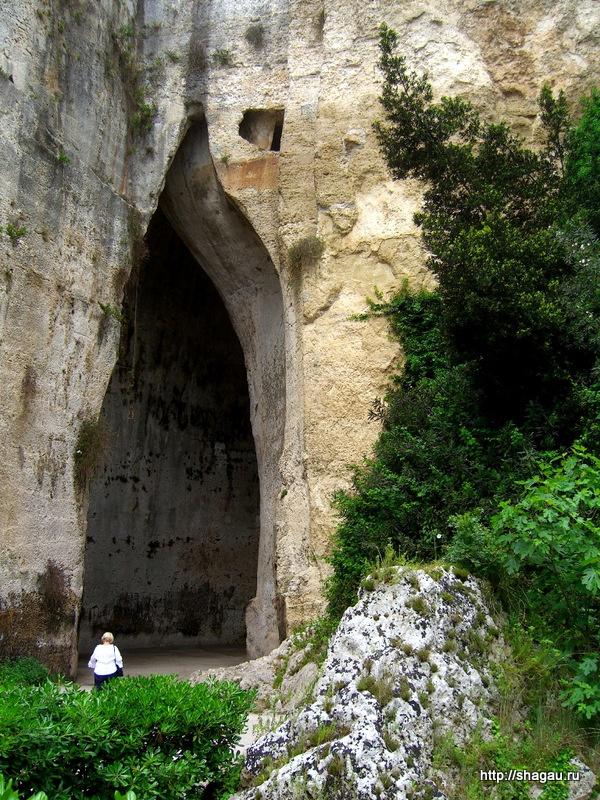 Пещера Ухо Диониса