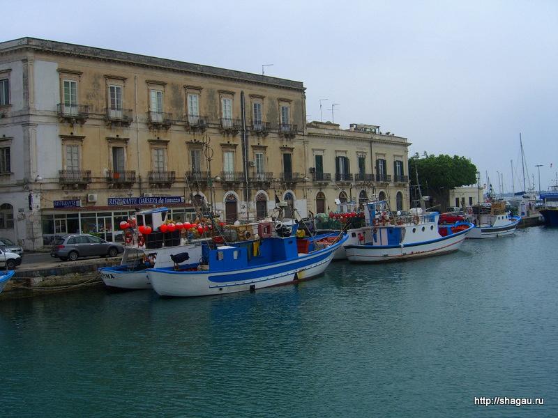Сицилия. Сиракузы