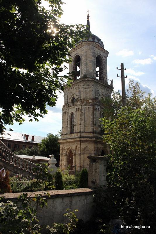 Колокольня Владимирского храма