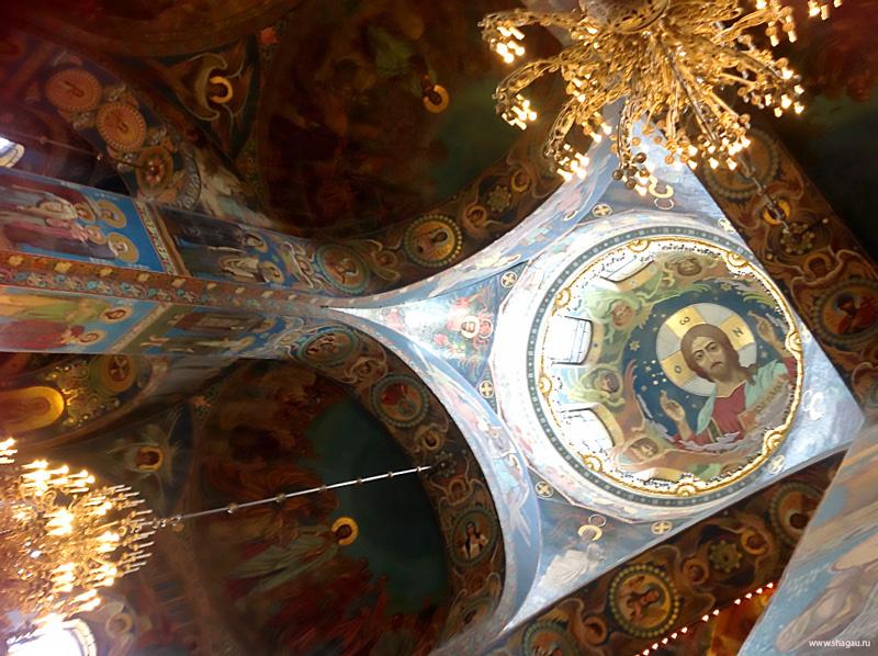 Мозаики Спаса-на-Крови