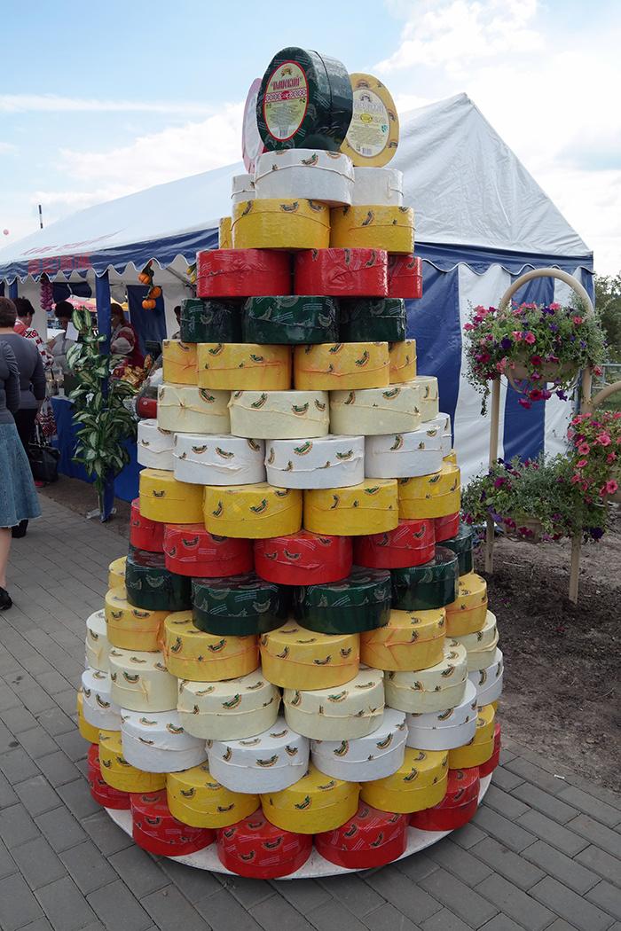 Сыр в Белоруссии