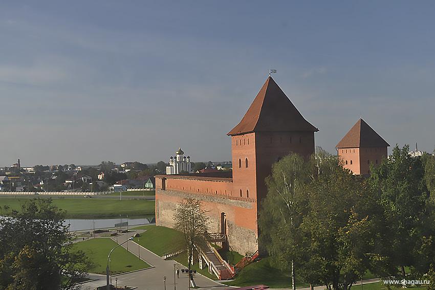 Белоруссия. Лидский замок