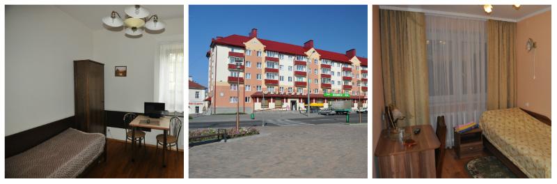 Отели Беларуси