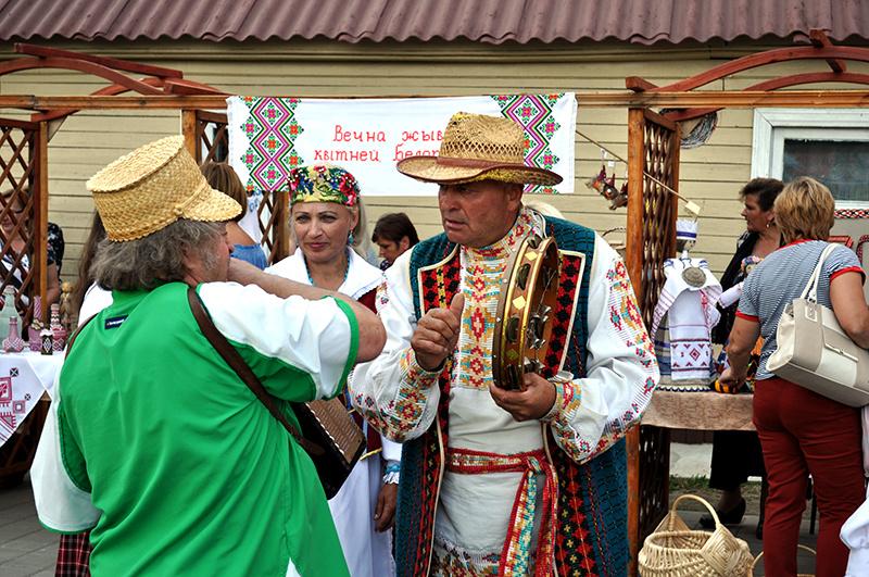 Белорусские гуляния