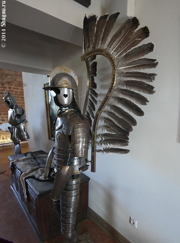 Рыцарь с крыльями
