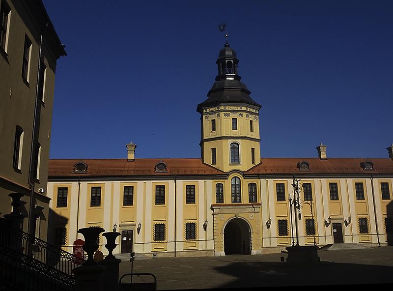 В Несвижском замке