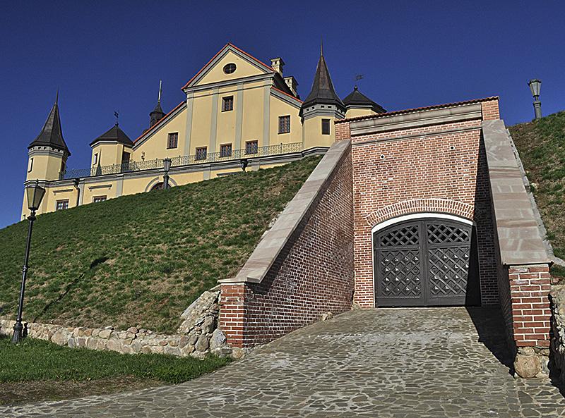 Вокруг несвижского замка
