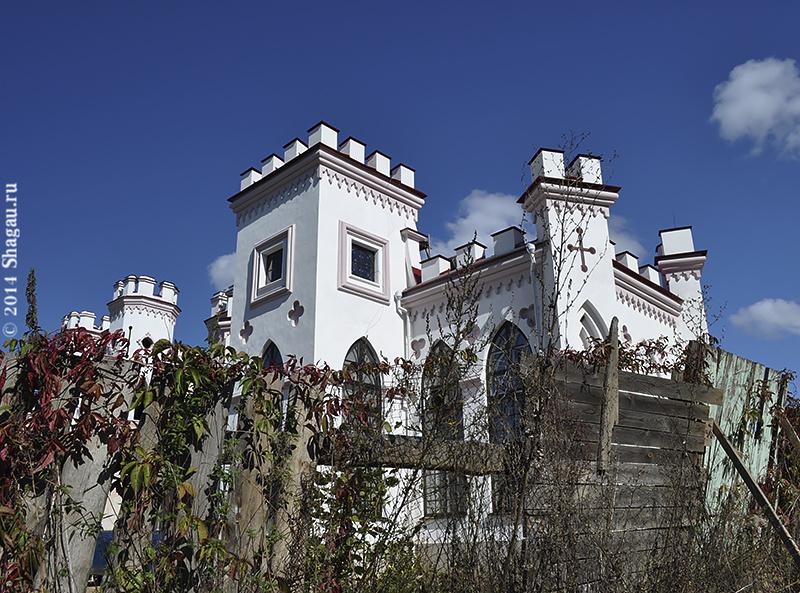 Замок Пусловских