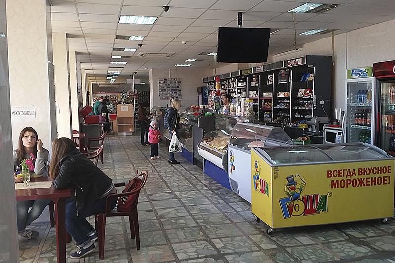 Несвижский магазин