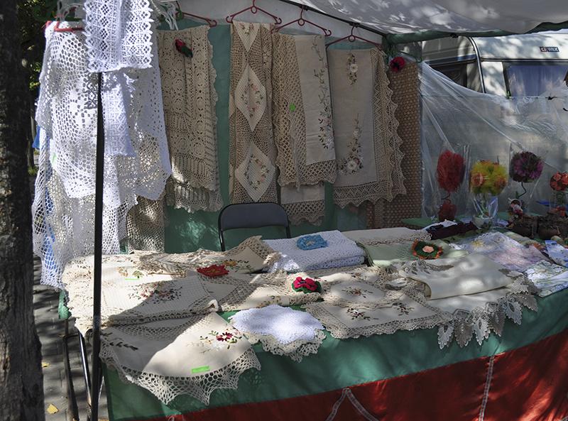 Скатерти ручной работы в Несвиже