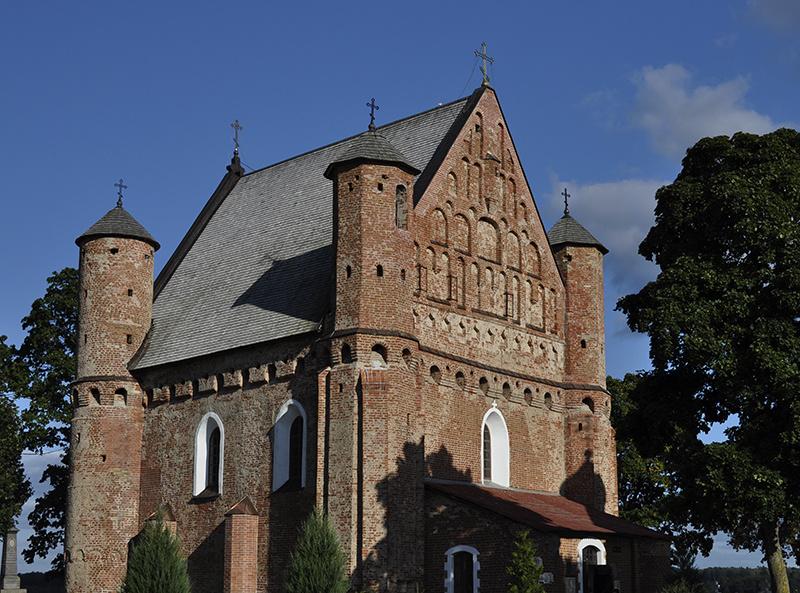 Церковь в Сынковичи