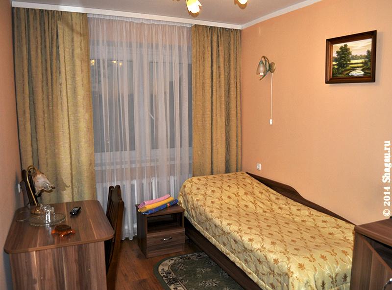 В гостинице Лида